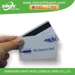 Striscia di carte magnetiche RFID / plastica Mifare S50 RFID Card