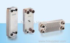 intercambiador de calor de placas soldadas
