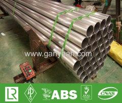 SUS316L Tubulação de aço inoxidável inoxidavel