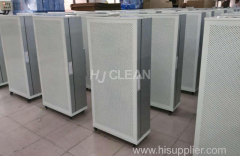 High efficiency FFU fan filter unit for cleanroom