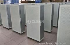 High efficiency FFU fan filter unit for cleanroom