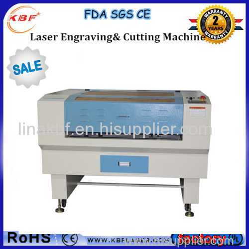 China factory Laser CO2 laser cutting machine for leather wooden