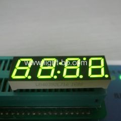 4 digit 0.39inch green; 4 digit 10mm green; 0.39inch green led display; 0.39