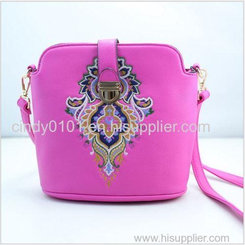 Chinese Ethnic Small Messenger Bag Fashion Cross Body Bag