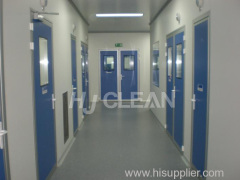 Hot sell from design to set up GMP Pharmaceutical cleanroom