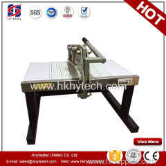 manual fabric sample cutter