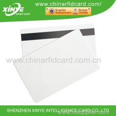 LF / HF / UHF Leere weiße RFID-Karte