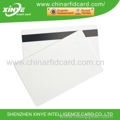 LF / HF / UHF RFID Blank Carta bianca
