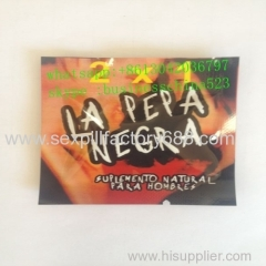 POWERFUL LA Pepa Negra Sex Pills for Man