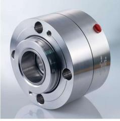 Shrink-fitted mechanical pump seal