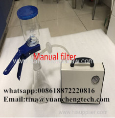 Needle Type Filter / Syringe Filters Steroid Liquid/Oil Filter