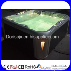 Europe Deluxe 4 person high quality outdoor spa