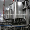 Automatic spring water drinking water bottling machine/ 3-in-1 filling monobloc and complete line