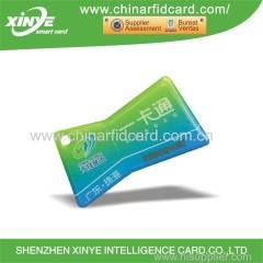 Scheda RFID non standard HF