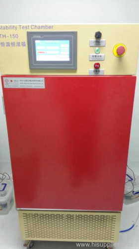 Temperature Humidity Stability Test Chamber for Pharmaceutical use