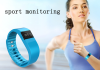 Bluetooth V4.0 Smart Bracelet wrist Watch