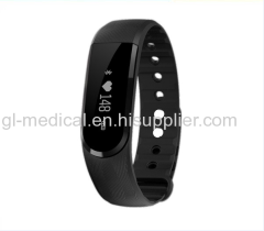 Bluetooth wrist watch activity fitness tracker pedometer smart bracelet