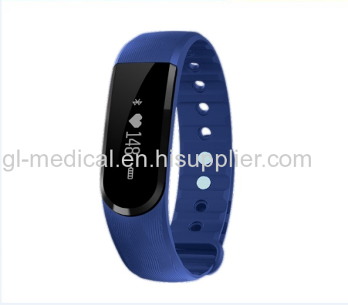Fitness activity tracker smartband wristband pulsera inteligente smart bracelet