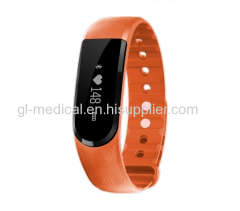 Watch bluetooth healthy bracelet wristband fitness monitor activity tracker