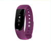 Waterproof fitness activity tracker bracelet