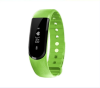 "0.91"" OLED Touch Screen Pedometer Heart Reate Smart Bracelet Veryfit Smart Wristband"