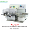 CREDIT OCEAN automatic button feeding sewing machine