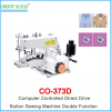 CREDIT OCEAN High Speed Computer Controlled Direct Drive Button Sewing Machine