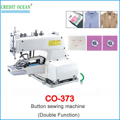 CREDIT OCEAN button sewing machine for Labels / Socks