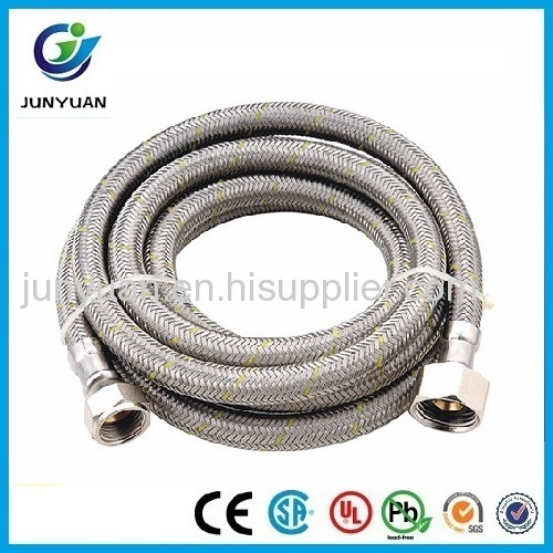 The best selling professional Hot Selling Simple design ISO9001 stainless steel gas hose flexible