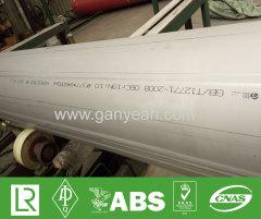 Soluzione a tubo in acciaio inox da 3 pollici
