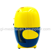 Homecare nebulizer machine for breathing