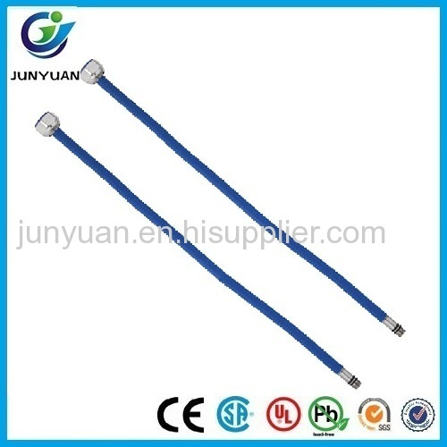 braided flexible metal gas hose 3 inch hose flexible metal hoses