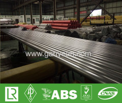 SS347/SS 316 Pipe Welded