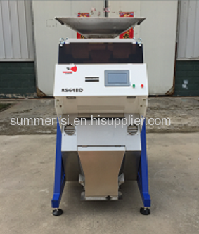 rice color sorter; millet color sorter machine with high precision and low price