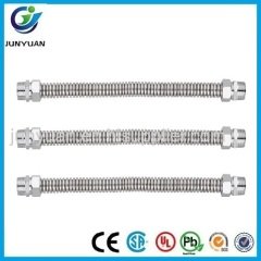 bathtub shower hose stainless steel bellow hose