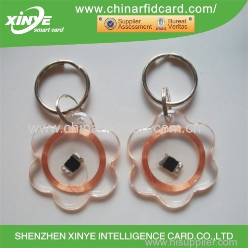 Customized LF RFID key