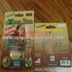 bullets new package premium eXtenzen zone penis enlargement products