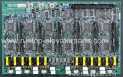 Elevator PCB MTB SCLG for Hitachi Elevator