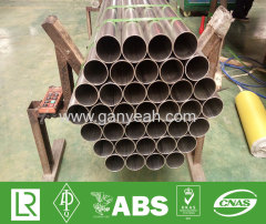 Polished Stainless Steel Tubing For Transport