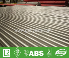 Stainless Steel Round Welded Tubing Sizes