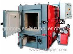 series waste incinerator machine
