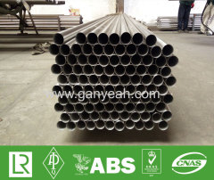 SUS304 Welded Sanitary Stainless Steel Tubing