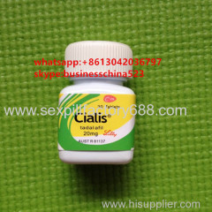 30 tablets Cialis 20mg original sex pills Tadalafil tablets