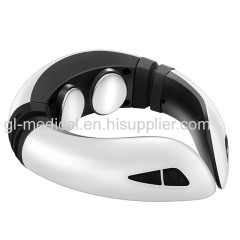 Healthcare electric neck massager