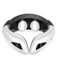Massaggiatore senza fili del collo del telecomando