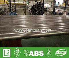 SUS304 Stainless Steel Grade Gelast En Drawn Tubing