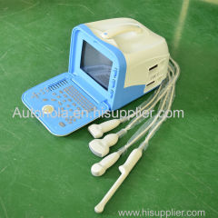 factory price portable veterinary ultrasound equipment