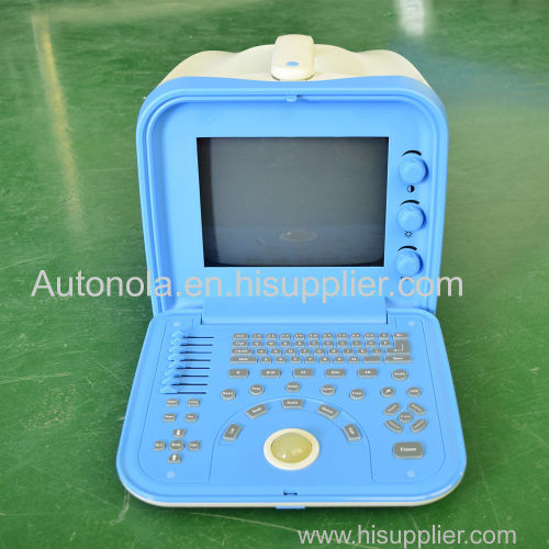 factory price Autonola portable veterinary ultrasound equipment