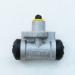 Wheel cylinder for self-adjusting drum brake