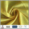 polyester small hole tricot pearl mesh football jersey fabric for sportwear
